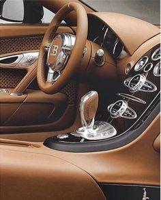 Bugatti Interior! www.kerlagons.com