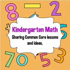 This is a collaborative board for sharing Math Common Core lessons, ideas, and teaching strategies.