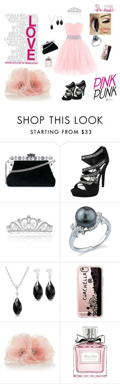"""""""prom"""" by munevera-berbic ❤ liked on Polyvore featuring Dolce&Gabbana, Bling Jewelry, Casetify and Christian Dior"""
