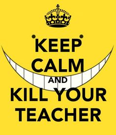 assassination classroom - Google Search