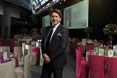 A Taste Of Science at Glasgow Science Centre with James Martin. Images by Andy Buchanan. (C) 2013