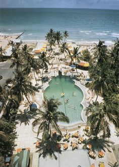 Take us to Miami! #retro #travel