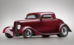 1933 Ford Custom Coupe - Car Pictures