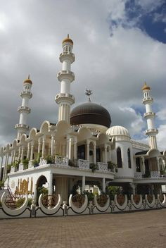 MOSQUE in Suriname (small National in South America)