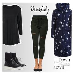 """""""Dresslily 19"""" by saaraa-21 ❤ liked on Polyvore featuring dresslily"""