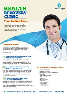 Poster for any kind of marketing and promotion. Change elements as needed to fit your industry, business, or service. Other sizes available. Try this template now using our Free Cloud Designer: www.pageprodigy.com/poster-templates  #freepostertemplate #poster #flyer #business #marketing #promo #medical #health #wellness