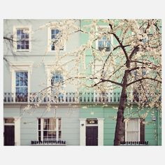 London In The Springtime