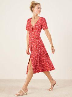 The Locklin Dress