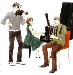 Tomoko Ninomiya, J.C. Staff, Nodame Cantabile, Nodame Cantabile CD Selection Book 3, Paul Dubois