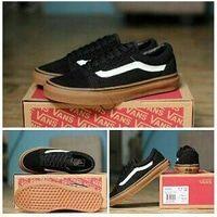Sepatu Vans OS Black Gum Premium Quality