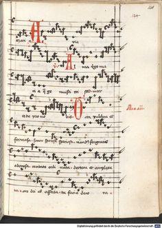 Cantionale, Geistliche Lieder mit Melodien. Münchner Marienklage Tegernsee, 3. Drittel 15. Jh. Cgm 716  Folio 138