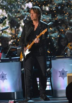 Keith Urban Photo - 2012 Country Christmas