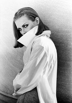 Patti Hansen by Arthur Elgort.