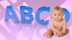 ALPHABET ABC count BABY colors learn song for preschool kids children education