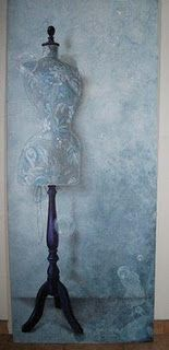 Dressing room or sewing room decor Coat Tree, Sewing Room Decor, Decorating On A Budget, Dressing Room, Sewing Crafts, Sconces, Wall Lights, Arts And Crafts, Illustration