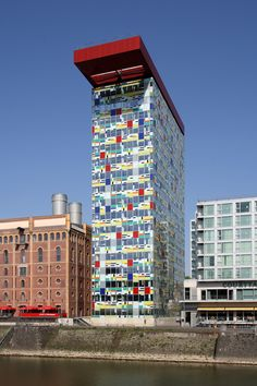 ~World's Most Colourful Towers - High Rise Buildings...