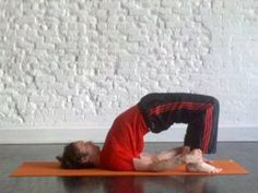 different pose suggestions (seated, standing, balance, backbend, inversions, rest...)