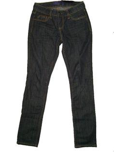 Miley Cyrus Max Azria Skinny Jeans Size 7 JR/Girls #MileyCyrusMaxAzria #SlimSkinny