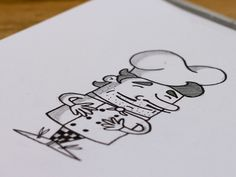 Chef Sketch