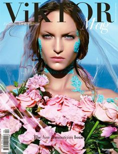 Viktor Magazine No. 4, Spring/Summer 2012 cover | Theres Alexandersson by Alberto Tommaso Badalamenti