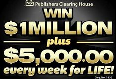 PCH Win 10 Million Dollars Sweepstakes Instant Win Sweepstakes, Online Sweepstakes, Wedding Sweepstakes, Travel Sweepstakes, Win For Life, The Life, Enter To Win, I Win, Lotto Winning Numbers