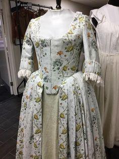 18th Century Dress, 18th Century Costume, 18th Century Clothing, 18th Century Fashion, 17th Century, Scottish Clothing, Historical Clothing, Historical Costume, Historical Women