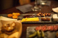 Creminelli Wild Boar Salami Charcuterie Plate