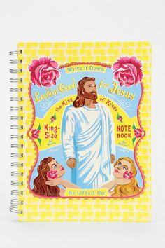Lookin' Good JC Notebook