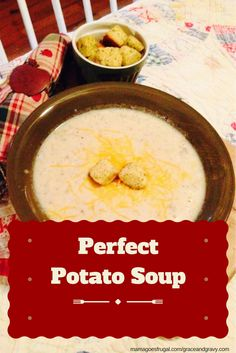 woman perfect potato soup the pioneer woman perfect potato soup ...