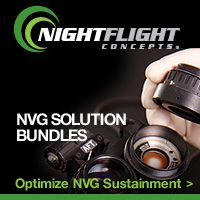 Night Flight Concepts assists civil and military organizations worldwide develop and deliver solutions that address client needs throughout the entire NVG lifecycle.