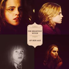 Ahh, Hermione.