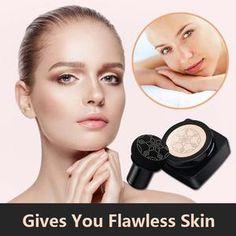 Pilzkopf Luftkissen CC Creme – WunderWild Best Cc Cream, Cc Creme, Fiber Mascara, Unique Makeup, Uneven Skin Tone, Younger Looking Skin, Skin Elasticity, Makeup Foundation, Acne Scars