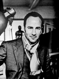 Tom Ford...The man every man should look up to...