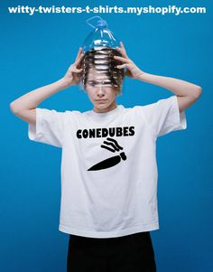 Remember the movie Coneheads? An alien couple with cone-shaped heads on earth. Stoners have their own cone-shaped objects and their called Conedubes. If you want to celebrate 420 with a joint, it really should be a Conedube. Wear this funny pot smokers t-shirt and be the life of the 420 party. Buy this marijuana smokers joint t-shirt here: Smoking Weed, Smokers, Funny Tees, Objects, Earth, Couple, Movie, Celebrities, T Shirt