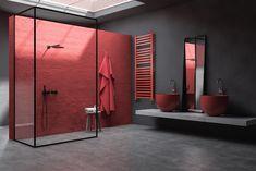 GRZEJNIK Łezka PROSTA ŁP to kontynuacja nowej wersji grzejnika łazienkowego ŁEZKA który charakteryzuje prostotą poziomego układu profilu Elipsy a jednocześnie wkomponuje się w bardzo nowoczesne wnętrze każdej łazienki. Różne wymiary, modele oraz kolory dają możliwość dopasowania grzejnika do Twoich potrzeb.
