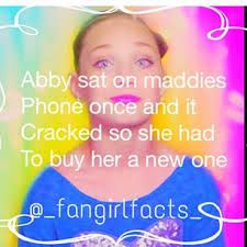 Dance Moms Fact                                                       …