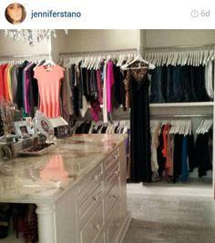 Jennifer stanos closet