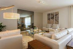 Sala Comum - Zona de Estar: Sala de estar  por Traço Magenta - Design de Interiores
