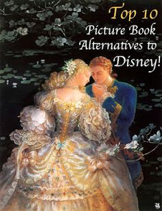 I love Disney movies but these are cool ideas for the real stories behind them! (for kids)