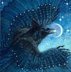 Stellar Blue by Christy Grandjean