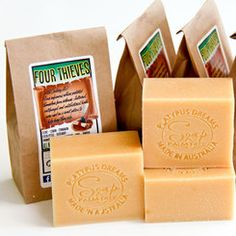 Four Thieves Soap