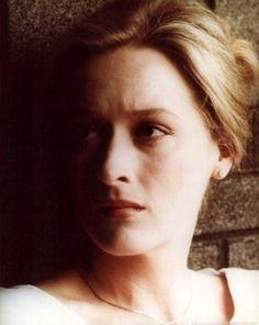 gorgeous Meryl Streep