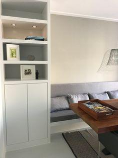 www.lifs.nl #lifs #interiordesign #interior #jaren30 #stalenpui #ontwerp #erker #maatwerk #haard Closet, Decor, Home, Furniture, Interior Design, Room, Entryway