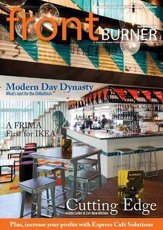Sub-Editor & Senior Copywriter for Front Burner Magazine- Issue Summer 2014