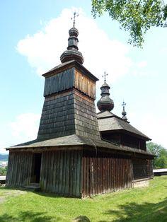 Nova Polianka wooden church - June 2014 Czech Republic, Empire State Building, Hungary, Poland, Nova, June, Explore, Group, Bohemia