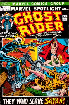 MULTI-LISTING Marvel Comics Ghost Rider Issues  #3-#81 1970s 1980s Bronze