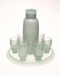 Liqueur Set by Carlo Scarpa, Venini, 1935