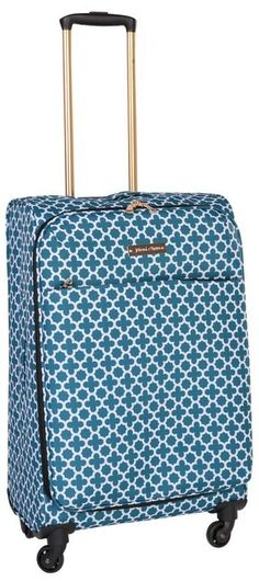 """Aria Broadway 24"""" Spinner Suitcase"""