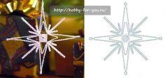 Stella crochet e tantissimi schemi natalizi