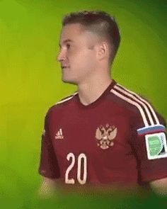 World Cup Players Folding Their Arms Because They're Cross About Things